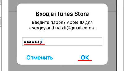 Сколько раз можно вводить эпл айди