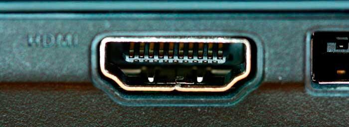 dvi порт на ноутбуке
