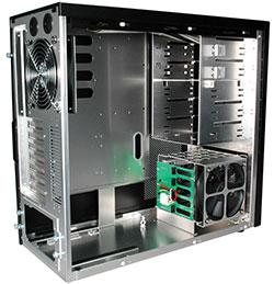Корпус для комплектующих компьютера