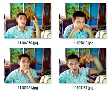 фото с программы mycam