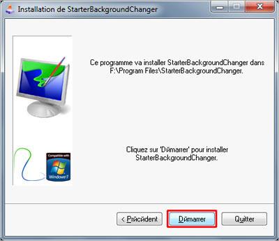 Как поменять фон на рабочем столе windows 7 starter