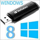 Установка Windows 8 с флешки, создание загрузочной флешки с Windows 8