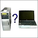 Что выбрать компьютер или ноутбук?