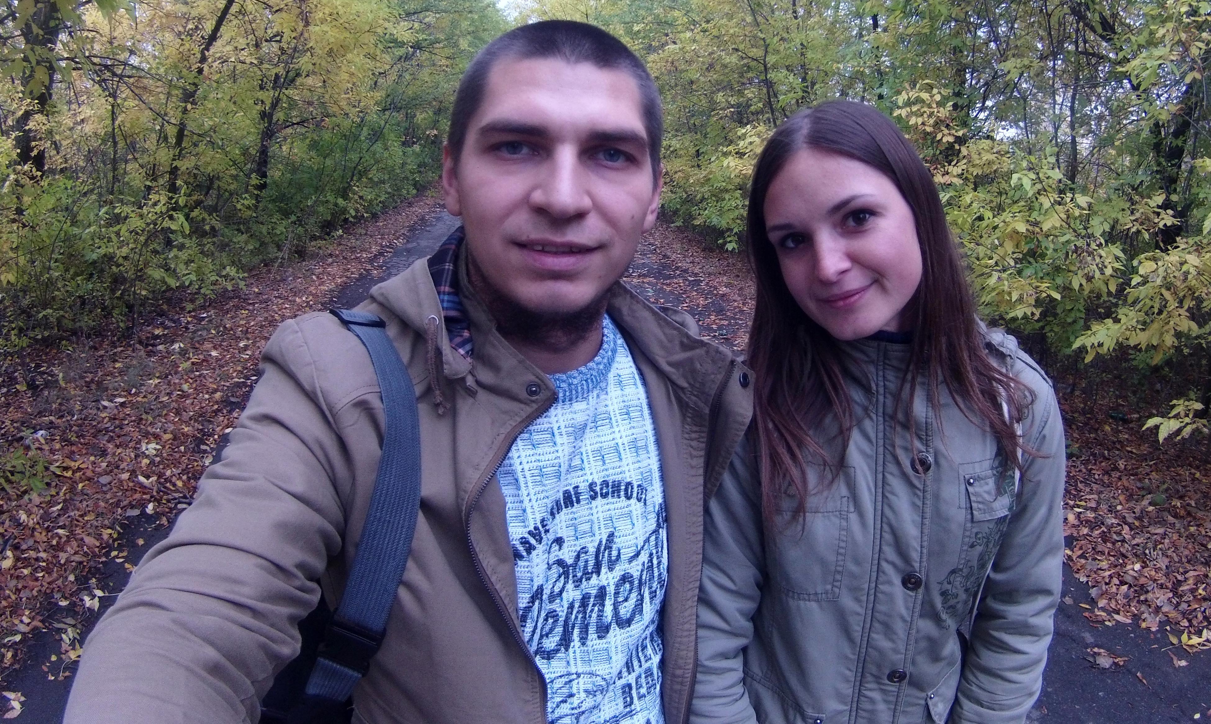 Наталья и Сергей Каракай